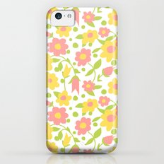 vintage 16 iPhone 5c Slim Case