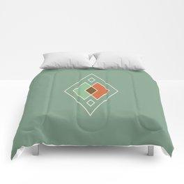 camp ivanhoe Comforters