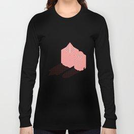 Patterned 5B Long Sleeve T-shirt