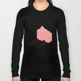 Patterned 5B Long Sleeve T-shirt