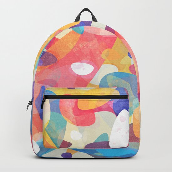 Chaotic Construction Backpack