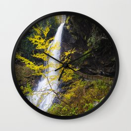 The summer ends  Wall Clock