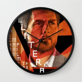 Collateral Wall Clock