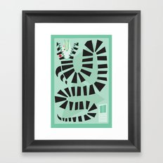 Sandworm Framed Art Print