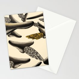 Flying noses Stationery Cards