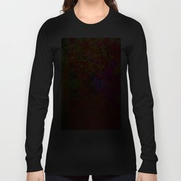 Potpourri flowers reflection Long Sleeve T-shirt