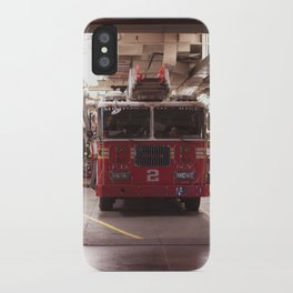 night rescue... iPhone Case