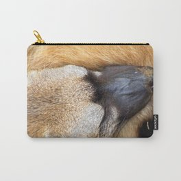 Sleeping Aardwolf Carry-All Pouch