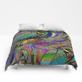 the weavers nightmare Comforters