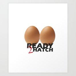 eggnow Art Print