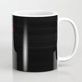 Red Streak Coffee Mug