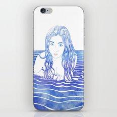 Water Nymph LIII iPhone & iPod Skin