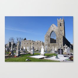 Irish Church Canvas Print