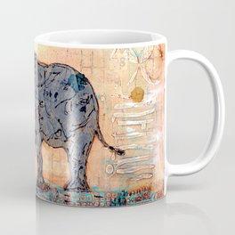 majestic series: elephant mirage Coffee Mug