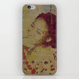 Juliana iPhone Skin
