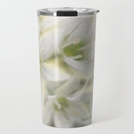 The Magic of Flowers Travel Mug