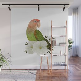 Cape Parrot [female] Wall Mural