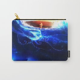 Endless Sea Carry-All Pouch