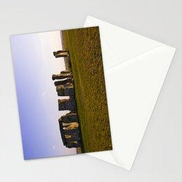 Evening at Stonehenge Stationery Cards
