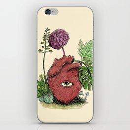 Naturalez, natura, nature. iPhone Skin