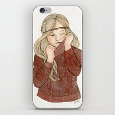 Sweater Season iPhone & iPod Skin