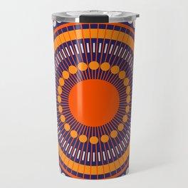 Bloom Mandala Travel Mug