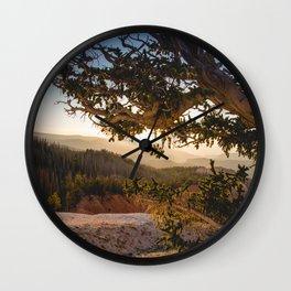 Quiet Moments Wall Clock