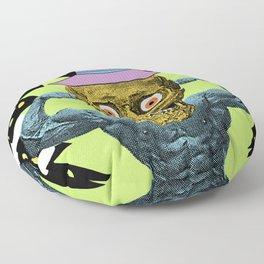 SPACE WIZARD Floor Pillow