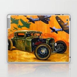 Pride of the fleet Laptop & iPad Skin