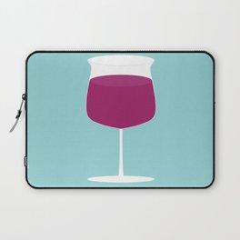 Showtasting - Wine Glass - Big Joe Laptop Sleeve