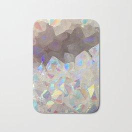 Iridescent Aura Crystals Bath Mat