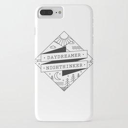 daydreamer nighthinker II iPhone Case