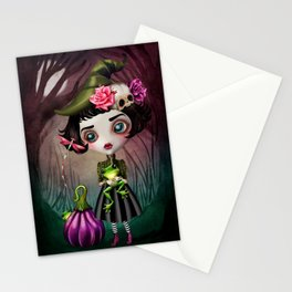 Fairuza Little Witch Stationery Cards