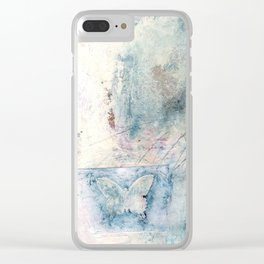 Only A Memory No. 9 by Kathy Morton StanionA Clear iPhone Case
