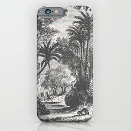 Indian Jungle iPhone Case
