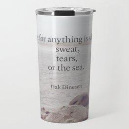Salt Water Travel Mug