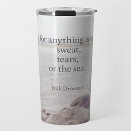 Salt Water Travel Mug