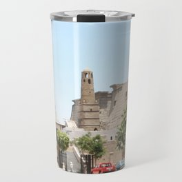 Temple of Luxor, no. 14 Travel Mug