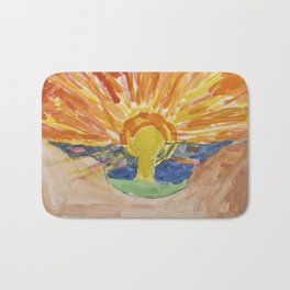 Munch by Agnes 2 Bath Mat