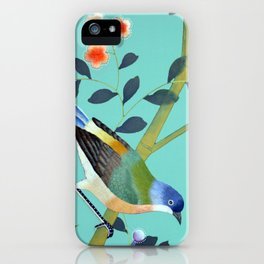 something else entirely iPhone Case