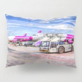 Wizz Air Aircraft Pillow Sham