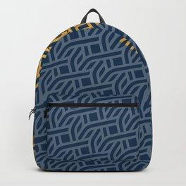 Golden Tile Backpack