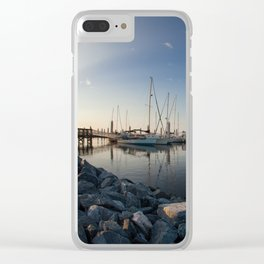 The Marina Clear iPhone Case