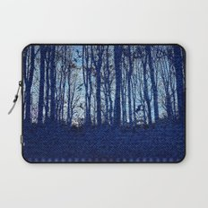 Denim Designs Winter Woods Laptop Sleeve