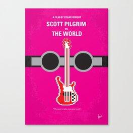 No236 My Scott Pelgrim Canvas Print