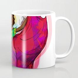Reina Congo - Congo Queen Coffee Mug