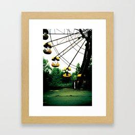 Chernobyl 4 Framed Art Print