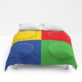 Bricks Comforters
