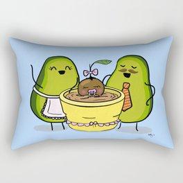 Proud Parents Rectangular Pillow