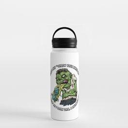 Zombie Hands Water Bottle